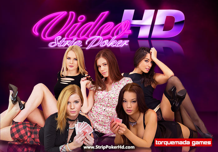 Naked girls in the new version available for download at strippokerhd.com
